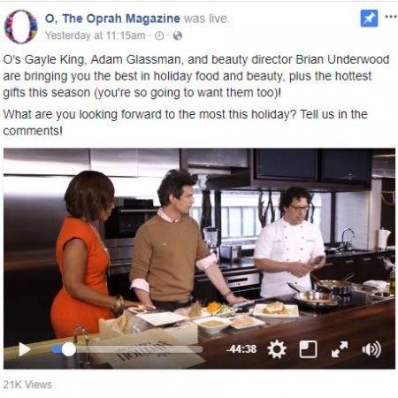 Oprah FB Live 2