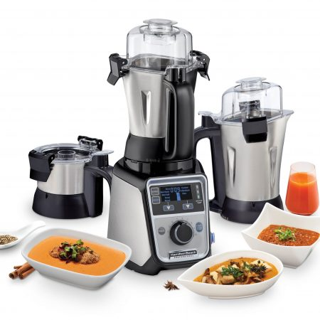 Hamilton Beach Professional Juicer Mixer Grinder - Main Product image